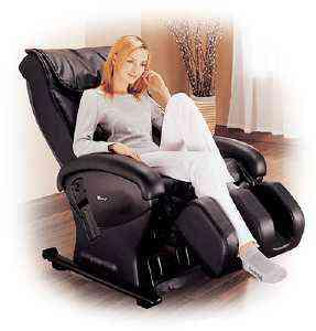 Массажные кресла — эффективная медицинская помощь на дому