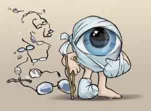 защита глаз от компьютера