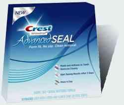 Crest-Whitestrips-Advanced-Seal самостоятельное отбеливание зубов