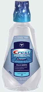Ополаскиватель для полости рта Crest Pro-Health Night Rinse