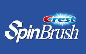 электрическая зубная щетка crest spinbrush