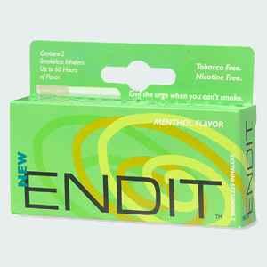 Средства от курения Endit Smokeless Inhalers Menthol Flavor