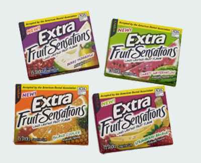 extra sensation gum