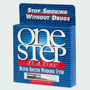 Средства от курения One Step at a Time Nicotine Addiction Withdrawal System