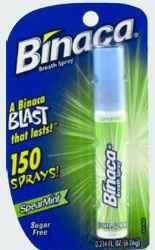 спрей рот binaca peppermint