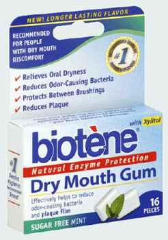 Биотен bioten dry mouth gum