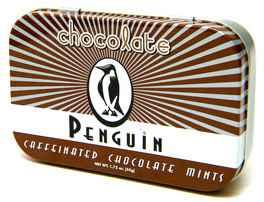 неприятный запах изо рта penguin chocolate