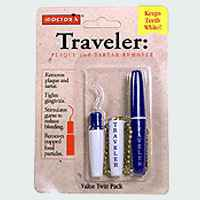 Doctors Traveler Plaque and Tartar Remover
