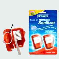стерилизатор зубных щеток