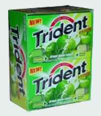 Жвачка Trident