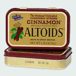 купить леденцы altoids cinnamon