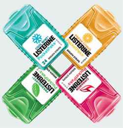 listerine pocketpacks купить
