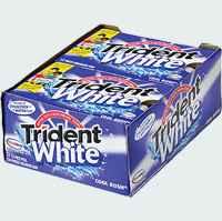 Trident White Cool Rush
