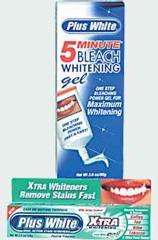 гель для зубов Плюс Вайт