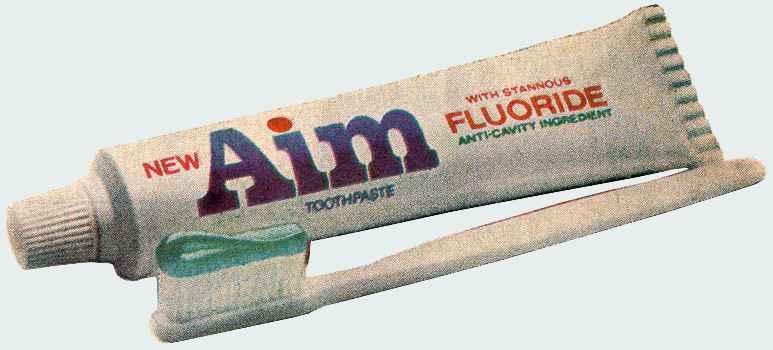 купить зубную пасту aim