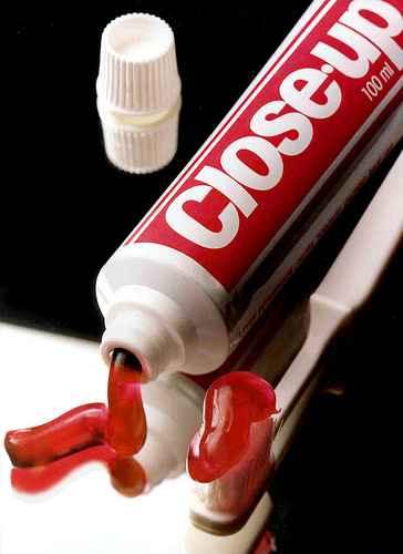 хорошая зубная паста close up