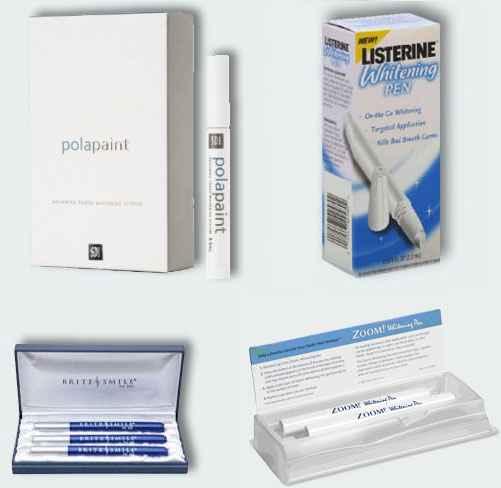 Отбеливающий карандаш для зубов (Карандаш для отбеливания зубов)