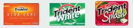 gum trident