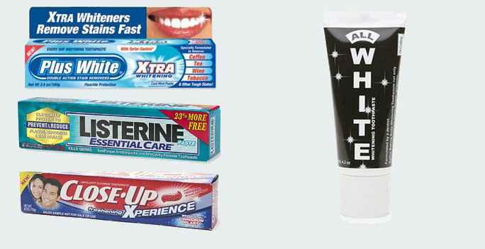 Зубные пасты со всего мира