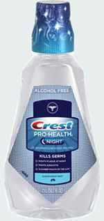 crest pro health night