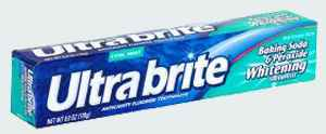 Ultrabrite Baking Soda & Peroxide Whitening Toothpaste Cool Mint