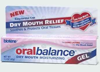 Лекарство от сухости во рту Biotene Oral Balance Dry Mouth Relief Moisturizing Gel (Биотен гель для увлажнения полости рта)