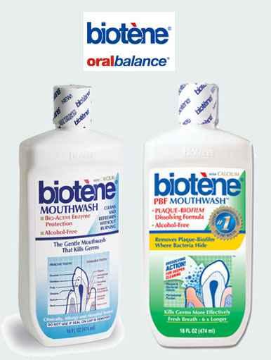 Ополаскиватель для полости рта Biotene Mouthwash (Биотен)