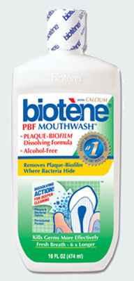 Biotene PBF Mouthwash (Биотен ПБФ)