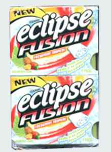 Жвачка Eclipse Fusion Freshmint Tropical