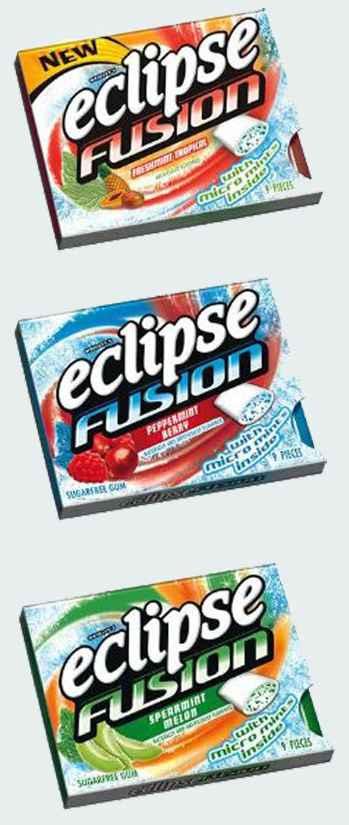 Жвачка Eclipse Fusion (Эклипс фьюжн)