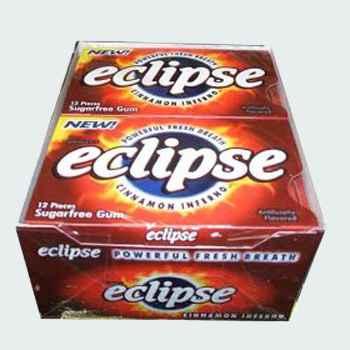Жвачка Eclipse Cinnamon Inferno (Эклипс корица инферно)
