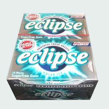 Продам эклипс жевачка Eclipse Polar Ice (Эклипс полярный лед)