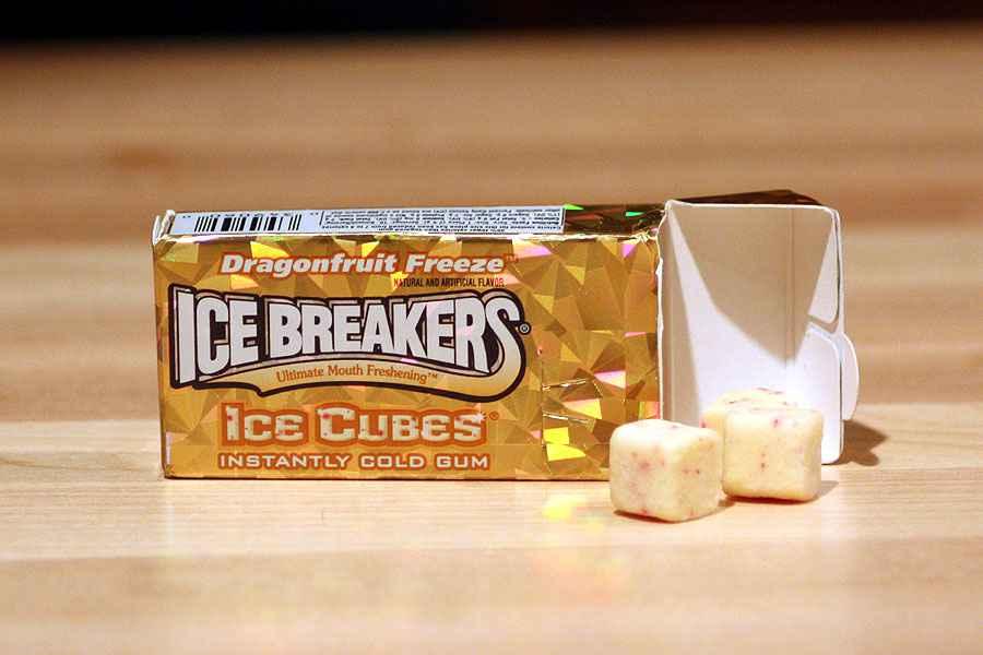 Ice Breakers Ice Cube  США (Айс брекерс ледяной куб)