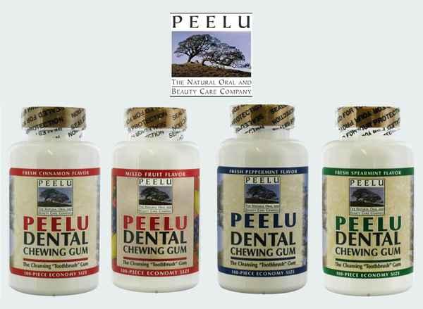 Оптовые продажи жвачки Peelu Dental Chewing Gum (Пилу стоматологическая жвачка)