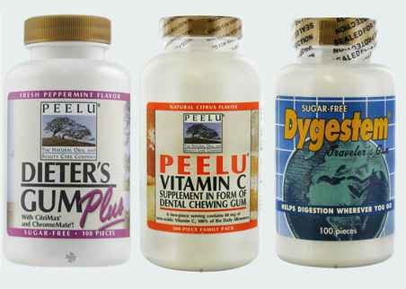 Продаю жевательную резинку Peelu Health Chewing Gum (Пилу Здоровье)