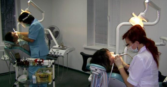 Стоматология в условиях кризиса