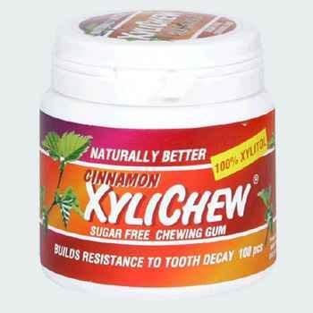 Оптовая Xylichew Chewing Gum Cinnamon (с ксилитом Ксиличу корица)
