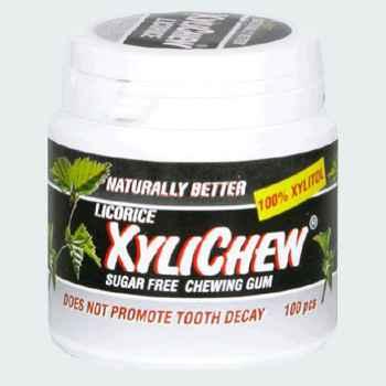 Жвачка Xylichew Chewing Gum Licorice