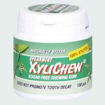 Xylichew Chewing Gum Spearmint (Магазин жвачек Ксиличу мята)