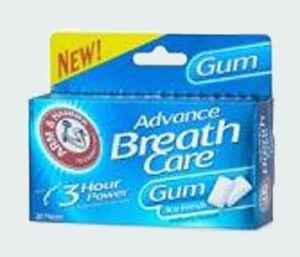 Упаковка Arm & Hammer Advance Breath Care Icy Fresh (Арм Хаммер уход за дыханием ледяная свежесть)