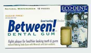 Производители Between! Dental Gum Wintergreen (Битвин зимняя зелень)