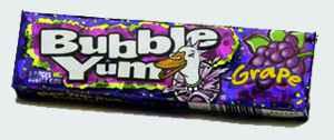 Bubble Yum Grape (Баббл Юм виноград)