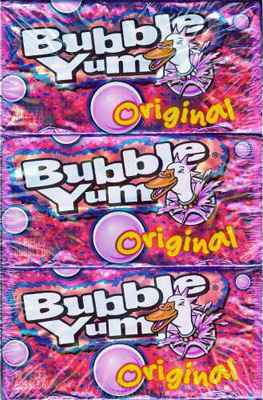 Жвачка из Америки Bubble Yum Original Gum (Баббл Юм Оригинал)