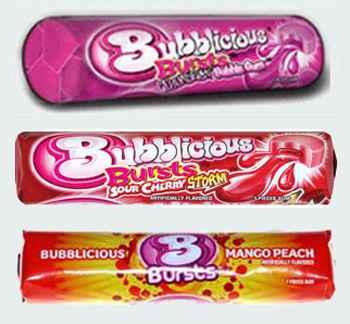 Bubblicious Bursts (Бубблисиоус Взрыв)