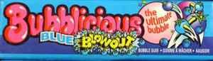 Bubblicious Original Blue Blowout (Бубблисиоус Оригинал синие пузыри)
