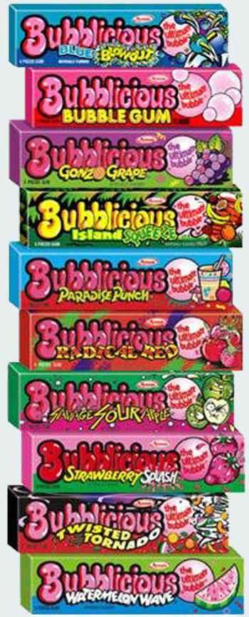 США Bubblicious Original (Бубблисиоус Оригинал)