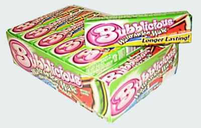 Рынок Bubblicious Original Watermelon Wave (Бубблисиоус Оригинал Арбуз)