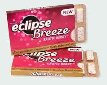 Eclipse Breeze Gum Exotic Berry