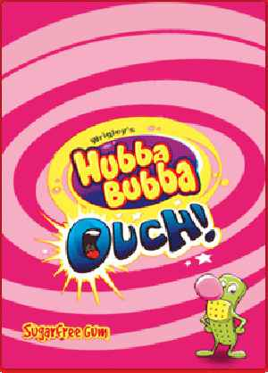 Hubba Bubba Ouch! (Хубба Бубба Оуч)
