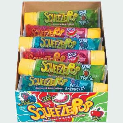 wrigley Hubba Bubba Squeeze Pop (Хубба Бубба Скуизи Поп)